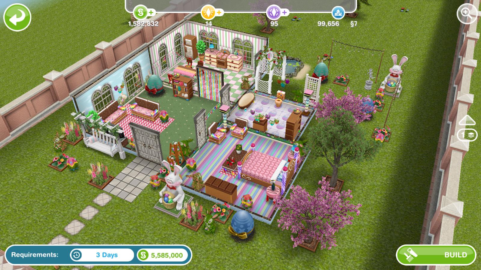 The Sims FreePlay v5.60.0 Apk Mod (Dinheiro Infinito